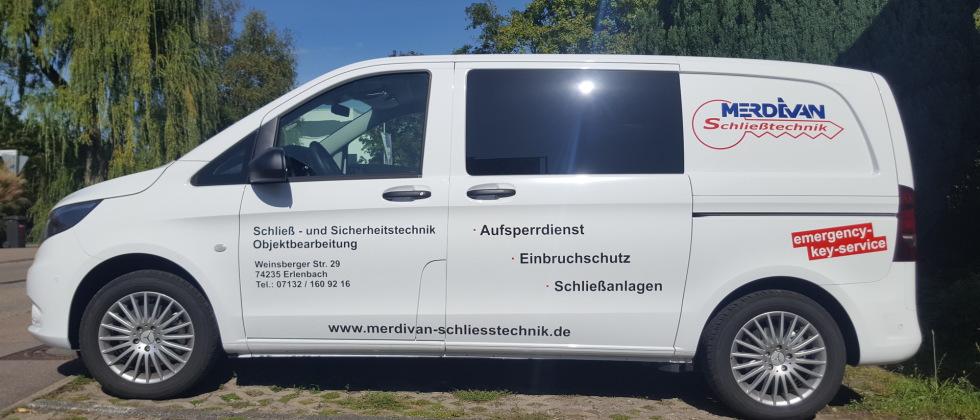 Merdivan Schließtechnik: Ihr kompetenter Partner in der Sicherheitstechnik.